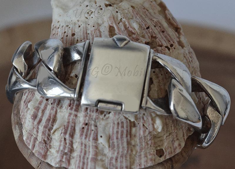 Armkette breit  19,5 cm