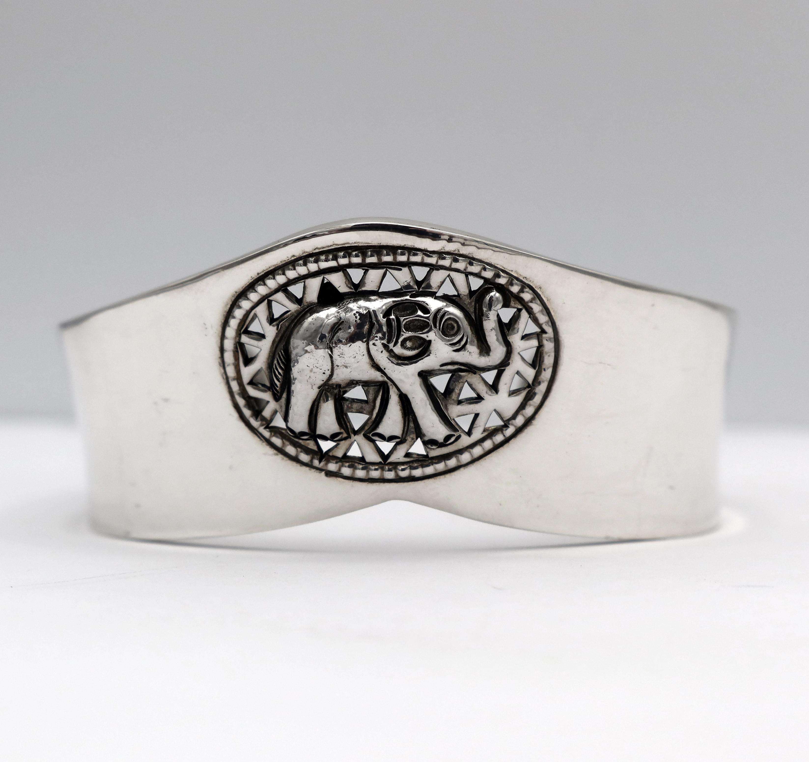 Armreif - Armspange - Elefant