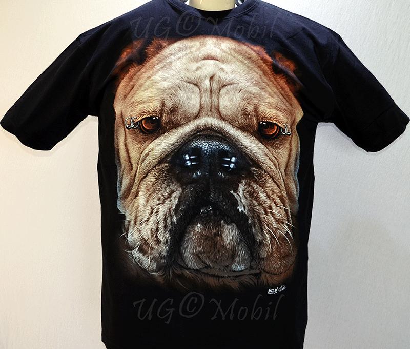 T-Shirt  Bulldogge  XXXL