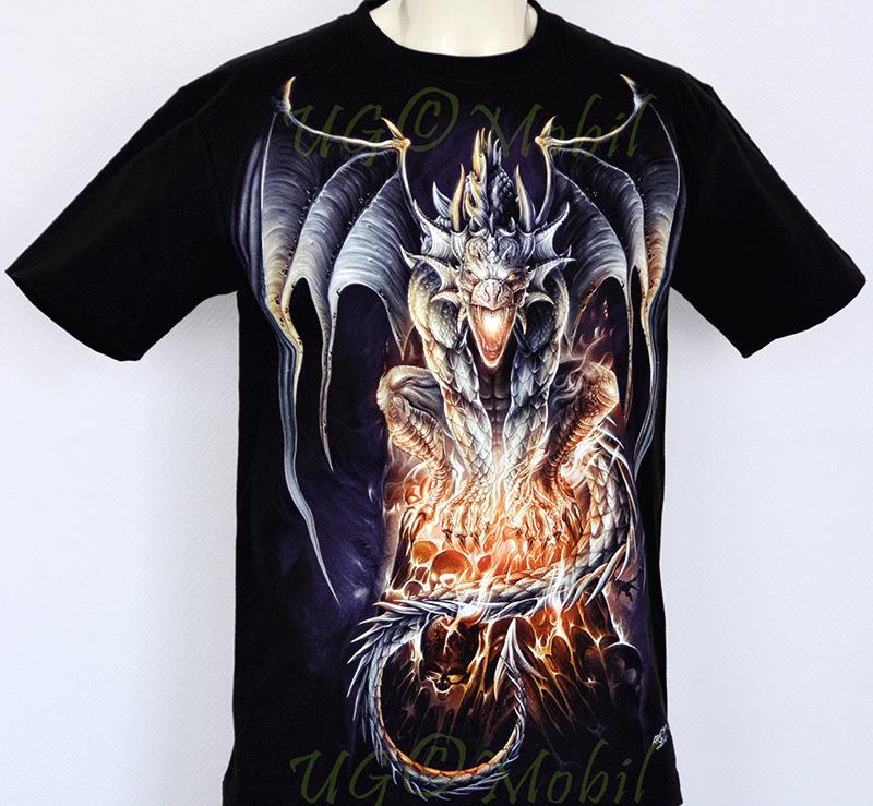T-Shirt - Dache - Dragon