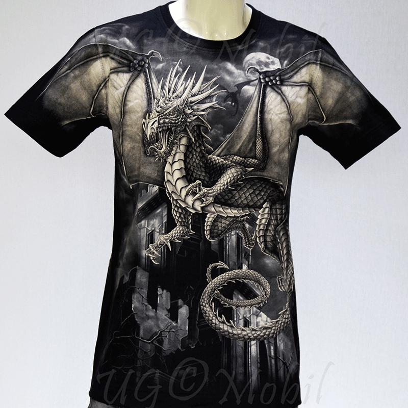 T-Shirt - Drache SW