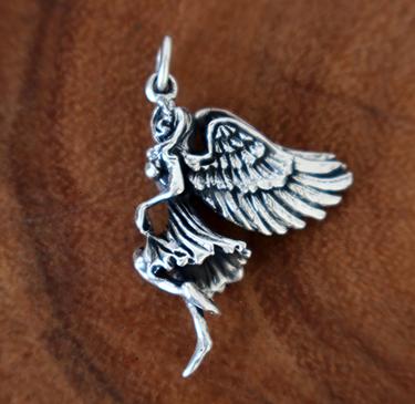 Elfe - Fee Flügel seitlich