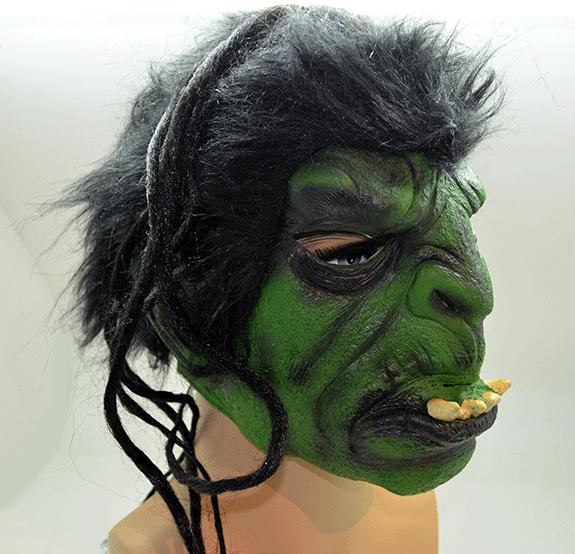 Monster Horror Maske