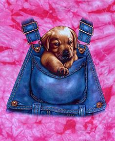 Kinder - T-Shirt  Hund