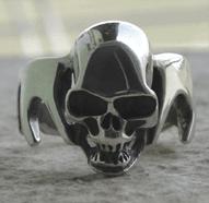 Totenkopf  - Ring