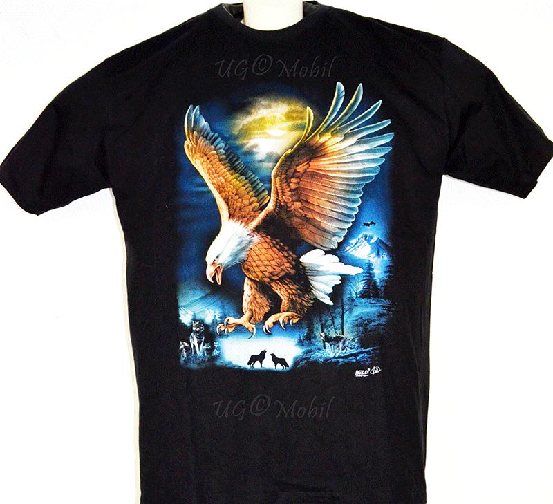 T-Shirt  Adler  XXXL