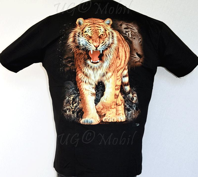 T-Shirt  Tiger  XXXL