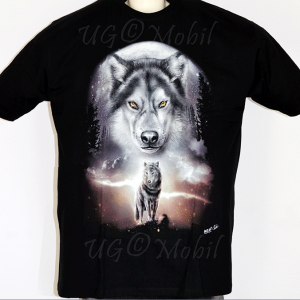 T-Shirt  Wolf - Wolfsrudel