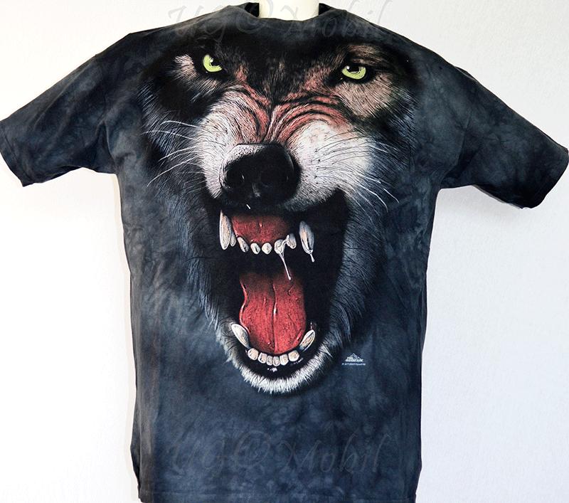 T-Shirt  Wolf  XXXL