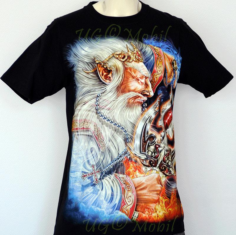 T-Shirt  Zauberer